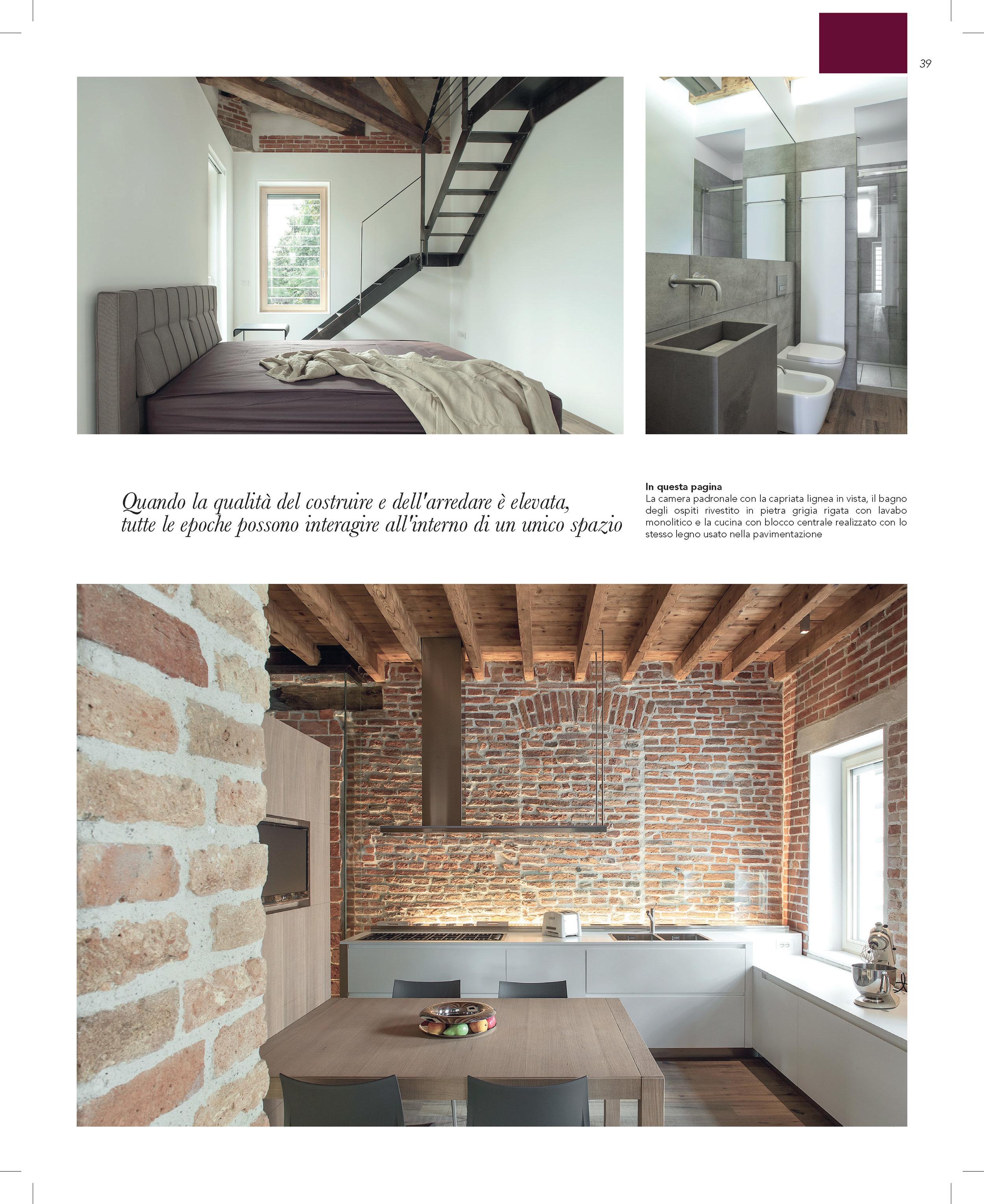 Arredare Camera Ospiti case & dimore | n. 13 — studio architetto fattori
