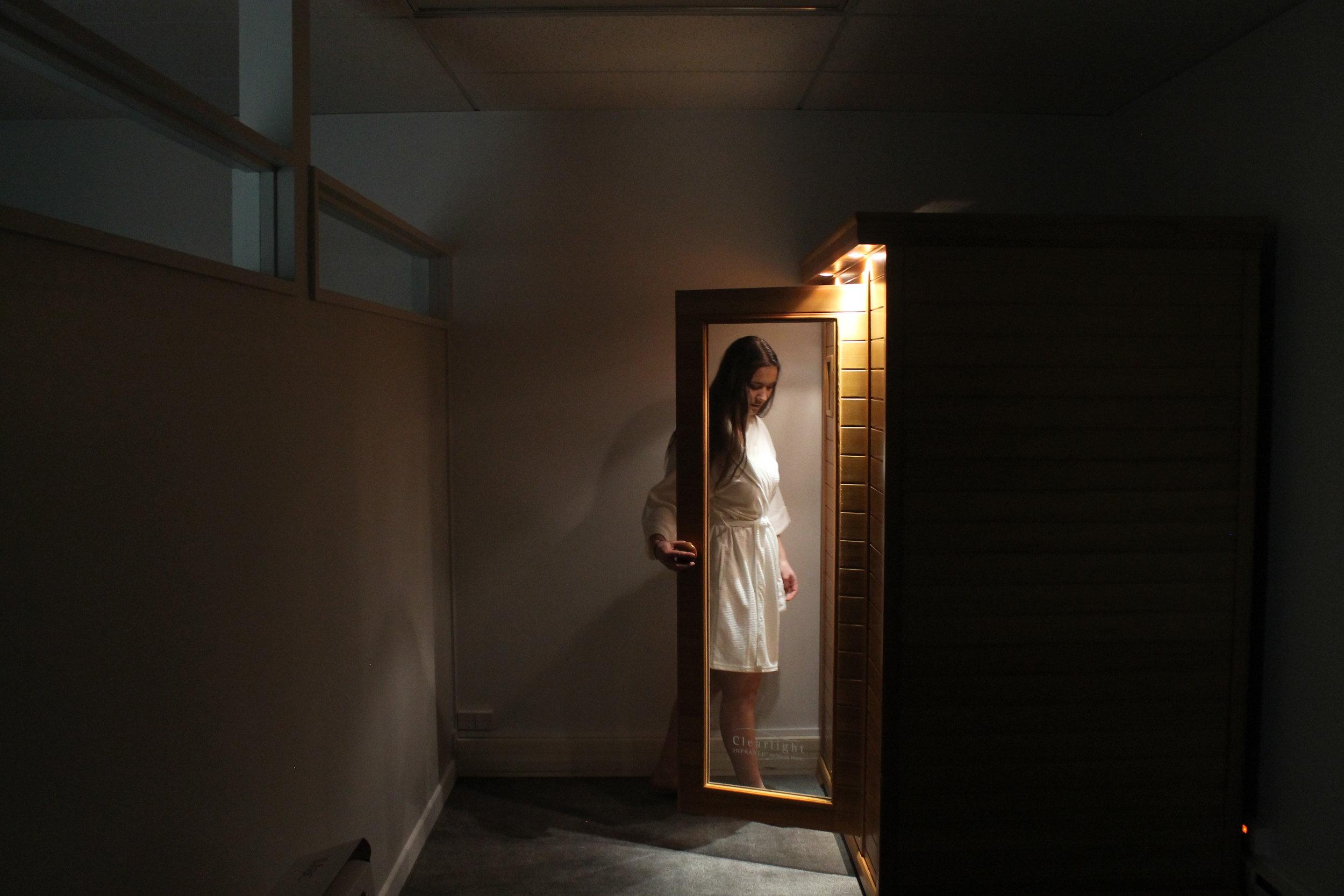 sauna getting in.JPG