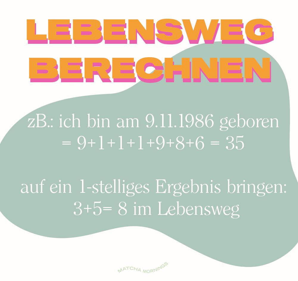 Passen wir zusammen numerologie