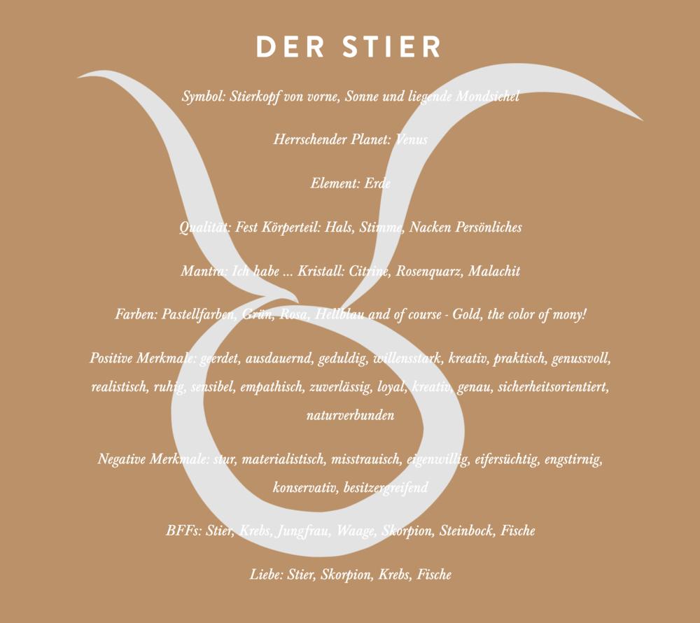 Single-Horoskop Stier