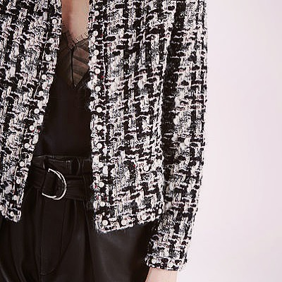 We're giving you 50% off the Gonna Jacket from @iroparis 🙌🏽... As in, you're GONNA be sorry if you don't pop in the shop or head over to the site to swoop one up for yourself! 😜🖤🤷🏻♀️ xo . . . #dafhouse #lifestyleshop #studiocity #venturablvd #iro #sale #shopsmall #shoplocal