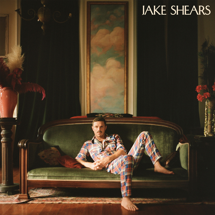 Jake Shears x Jack Crossing Album Art