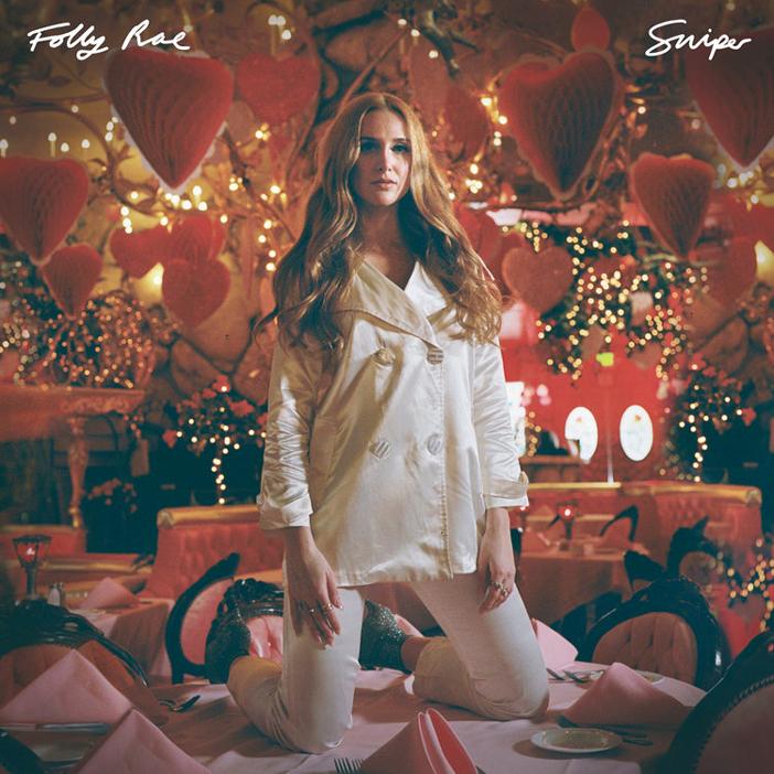 Folly Rae x Jack Crossing Album Art