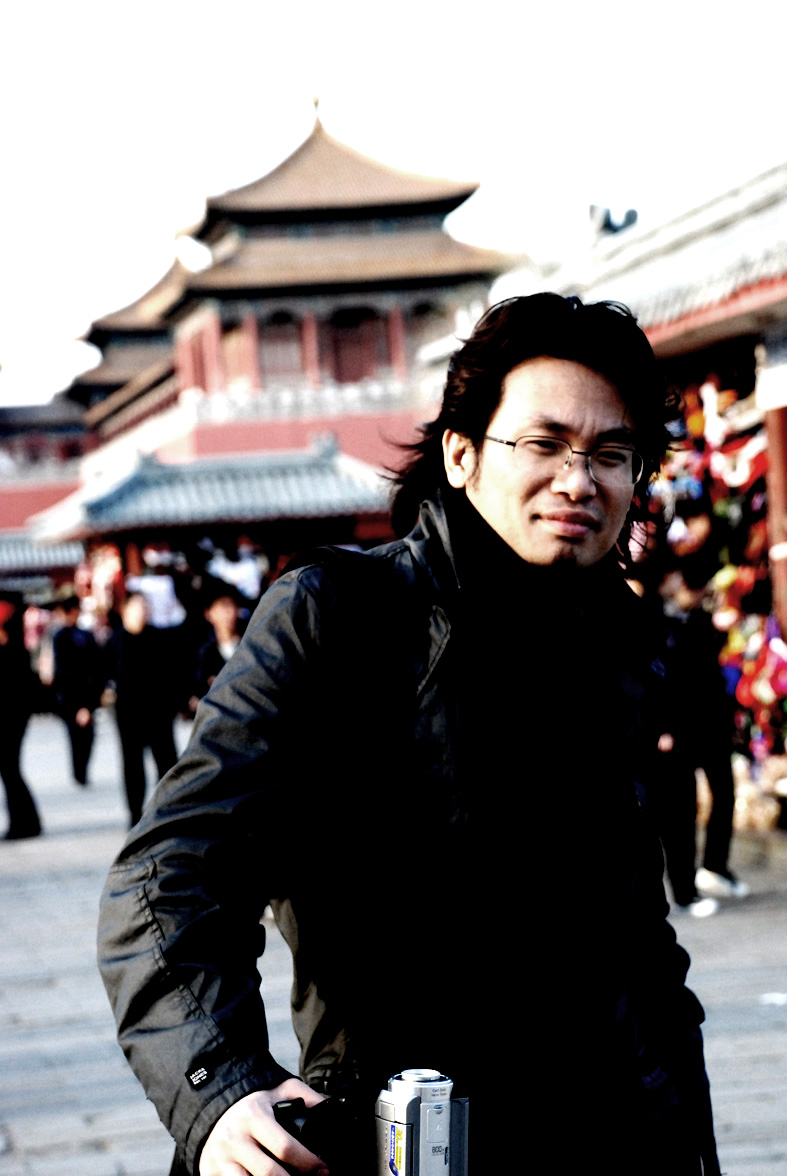 "《随语-3》(旅行梦境系列)With the Language No.3 (""Travel Dreams"" Series) - 吴秋龑 Wu Qiuyan"