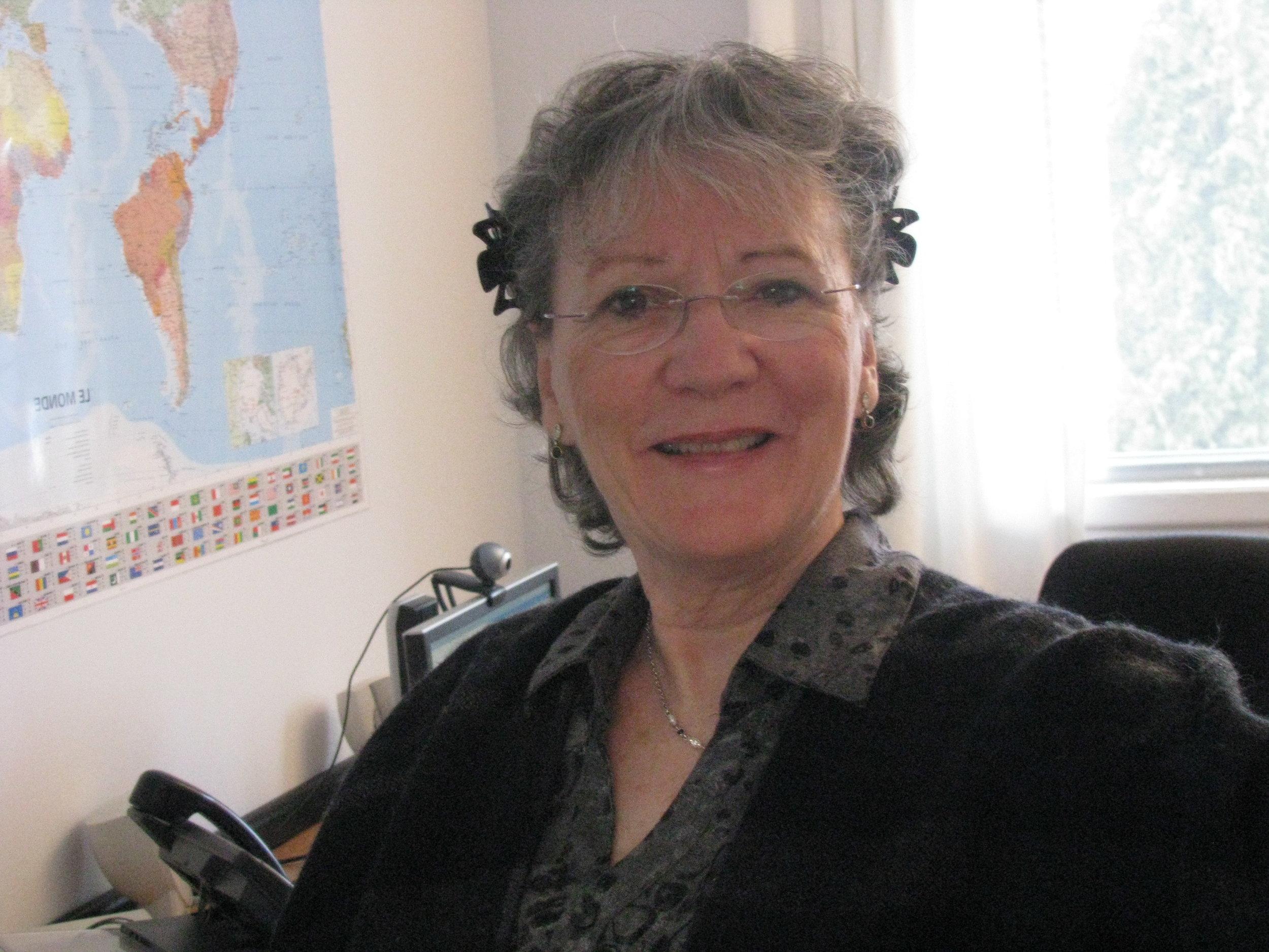 米歇尔·勒米厄 Michèle Lemieux -