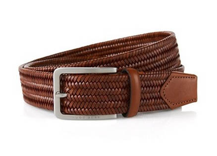 GENUINE LEATHER BELTS - Made in Italy