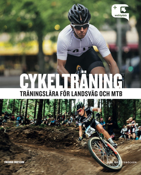 Cykelträning – träningslära för landsväg och MTB