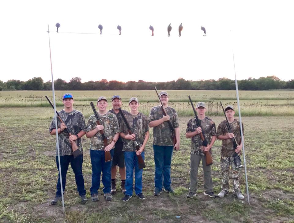Kapaun High School Trap Team