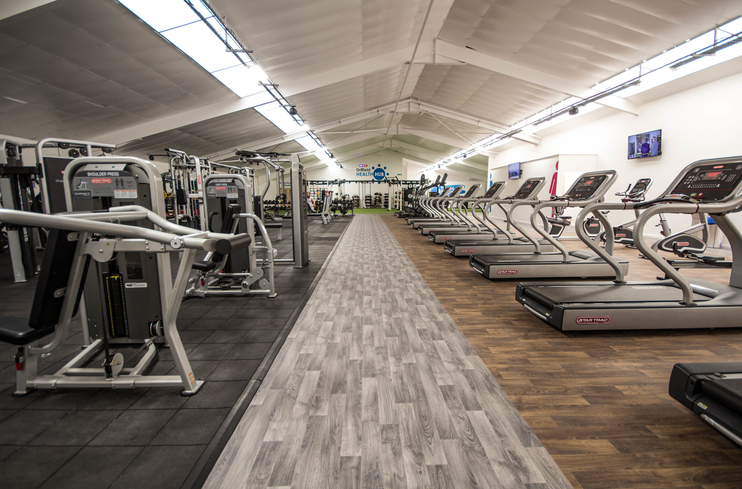 State Of The Art Gym -