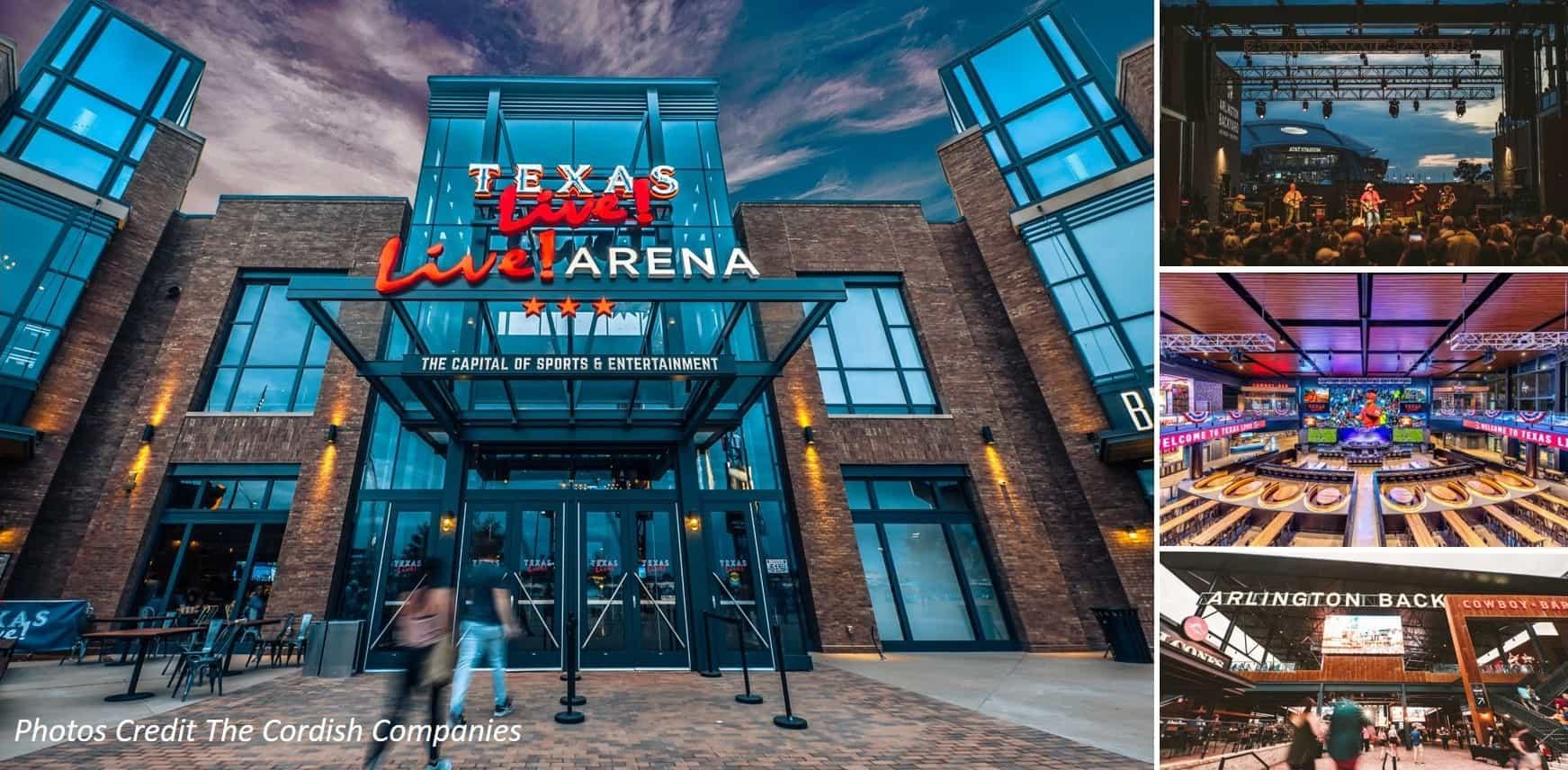 The Cordish companies' Texas Live!