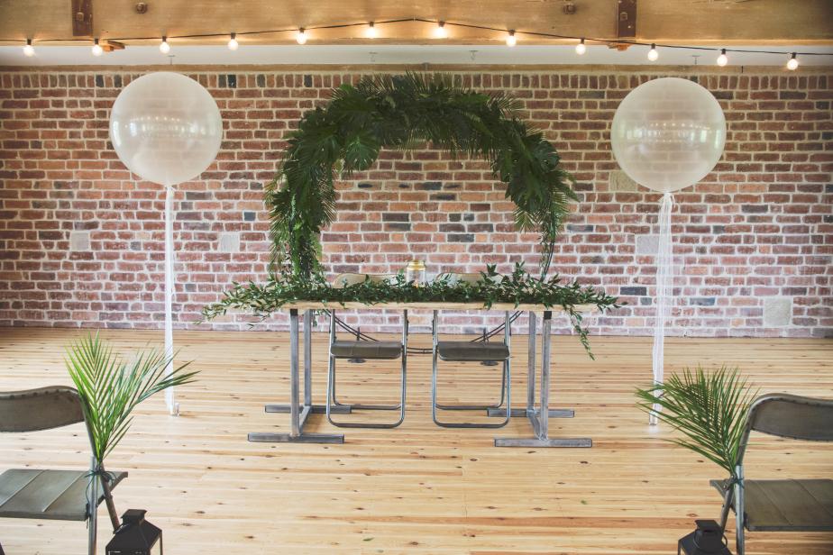 rural wedding venue