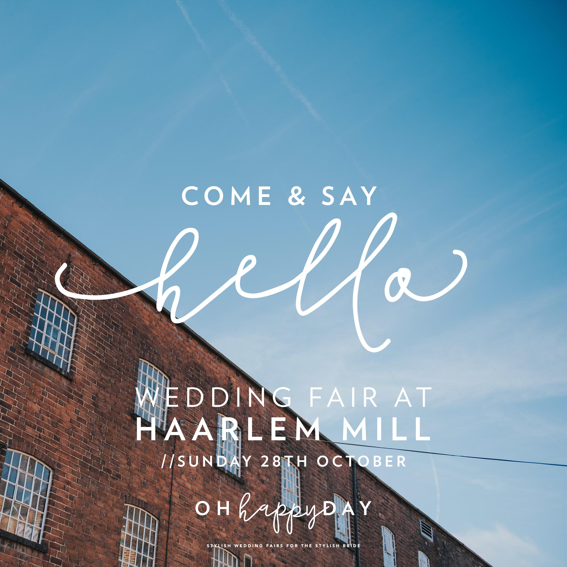 Derbyshire wedding fairs