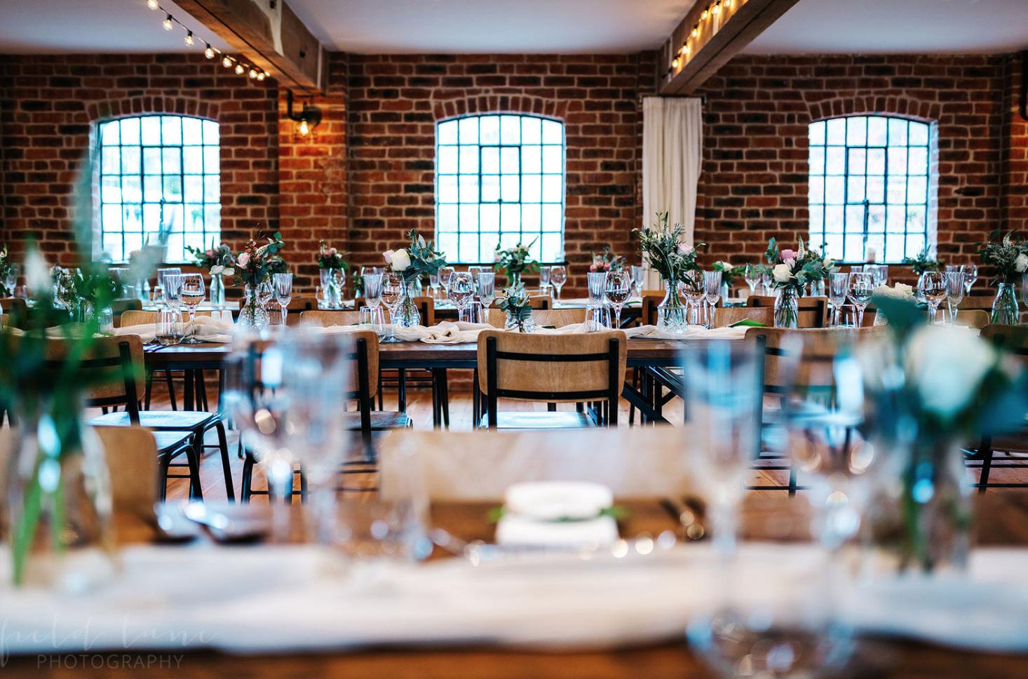 mill wedding venue derbyshire
