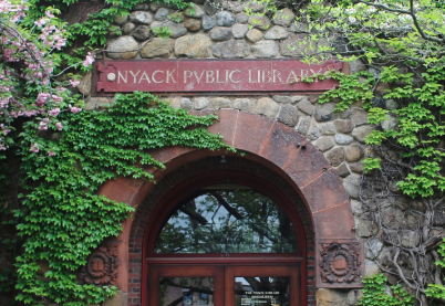 May 18th, 2pm - The Nyack Library: 59 South Broadway, Nyack, NY 10960CLICK HERE TO REGISTER