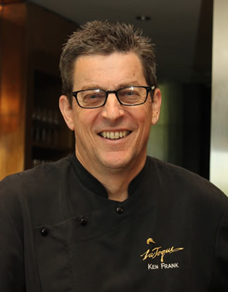 Chef Ken Frank of La Toque