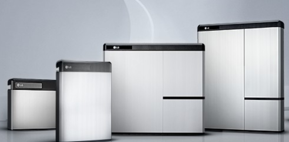 The LG Chem RESU Battery - Built for every household and every size array.