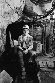 Miner, Consolidated Main Reef, Roodepoort, 1967