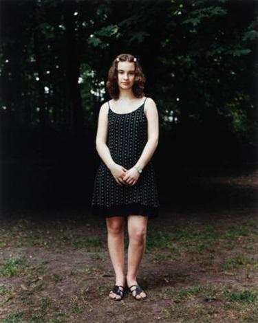 Rineke Rijkstra -  Berlin, Tiergarten, Germany, 1999