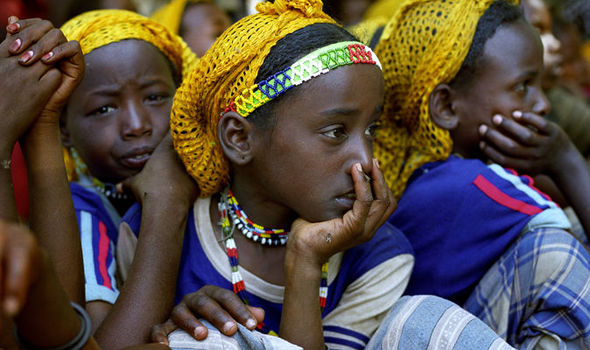 SEXUAL ABUSE AND FGM - In Kenya, out of all of the women aged between 15 to 49, 39% will experience at least one sexual assault experience in her lifetime and 21% will fall victim to Female Genital Mutilation (FGM).