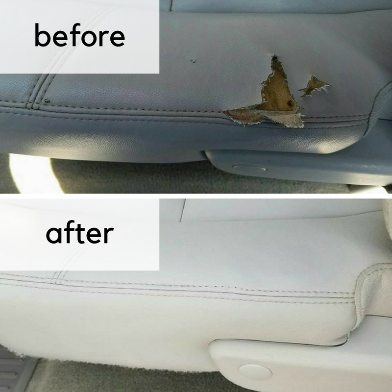 Interior Leather Repair