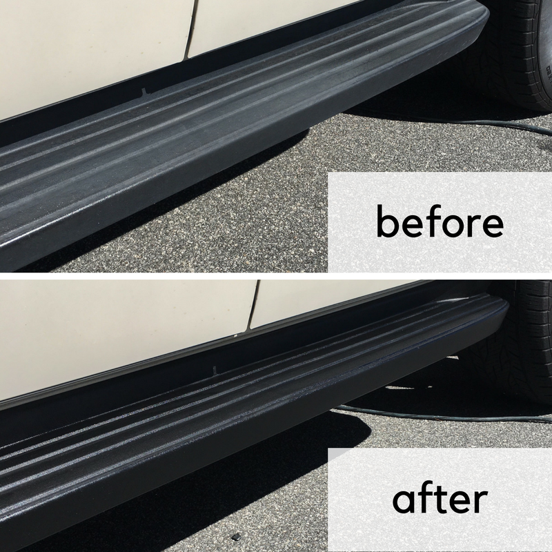 Plastic Trim Restoration