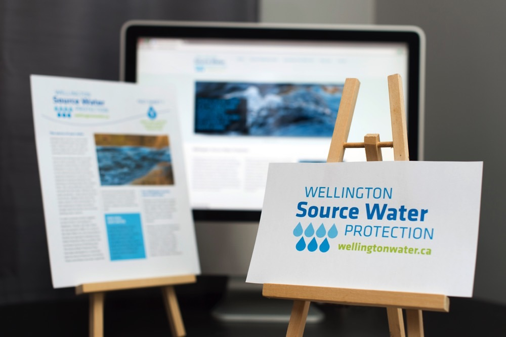 Wellington Source Water:  Engaging Community and Branding