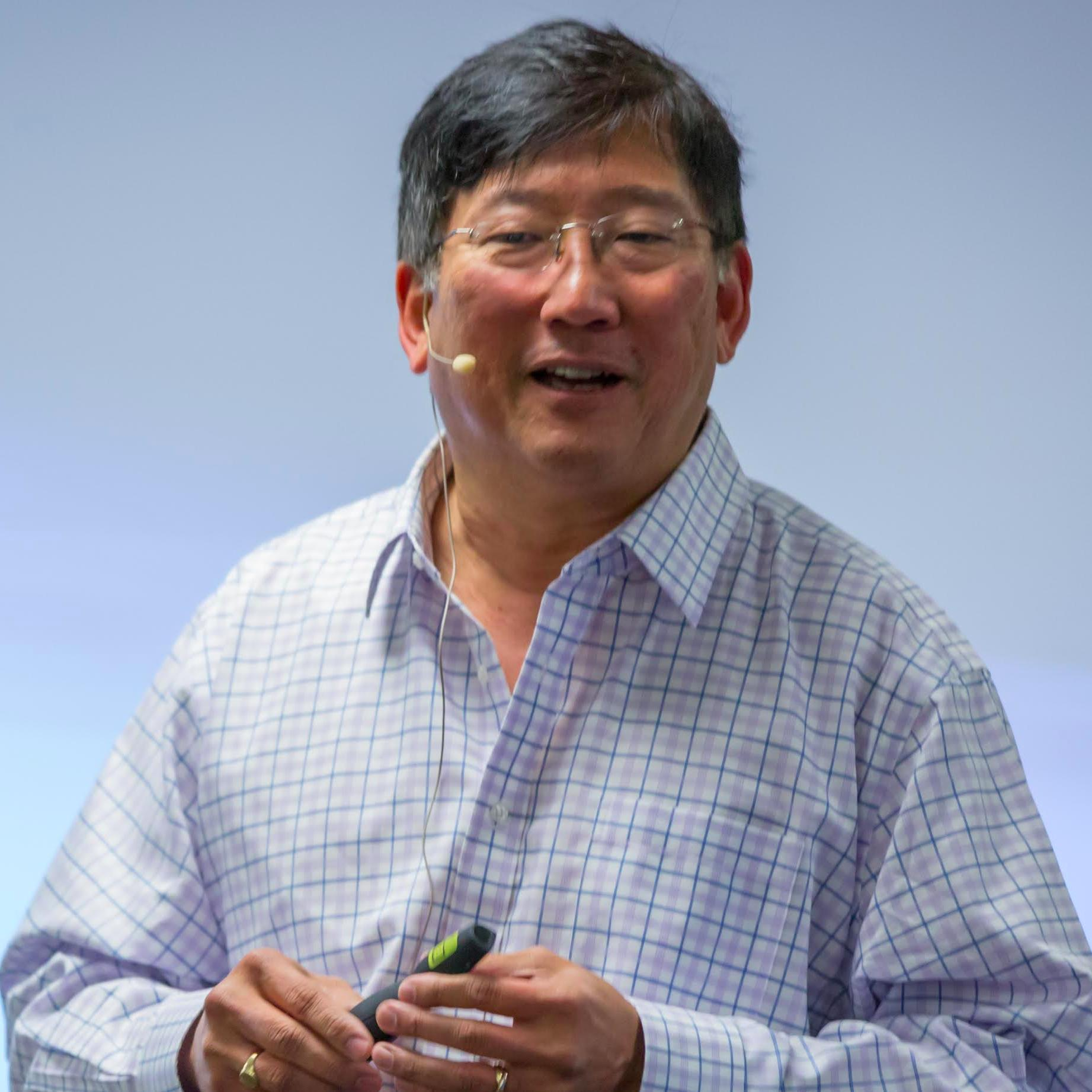 """""""things are not people."""" - Tim Chou, A futurist and chairman of Alchemist Accelerator"""