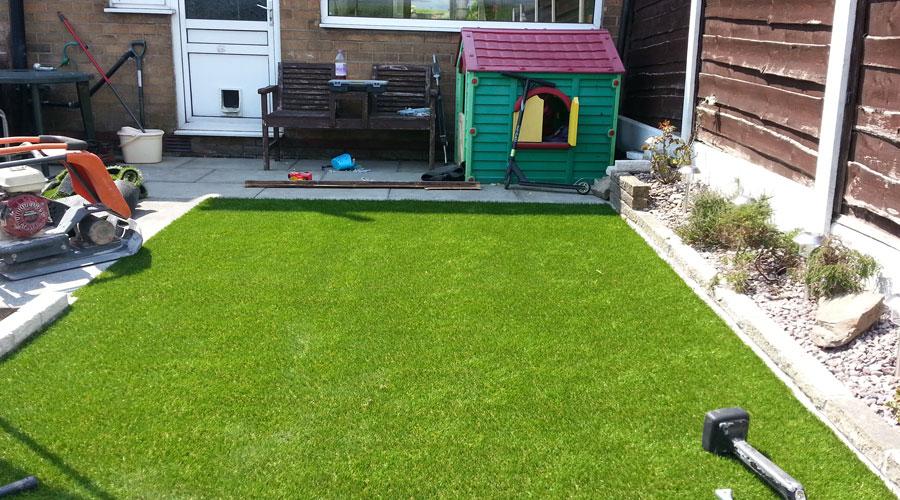 Domestic Artificial Grass -