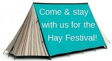 Hay Festival Accommodation