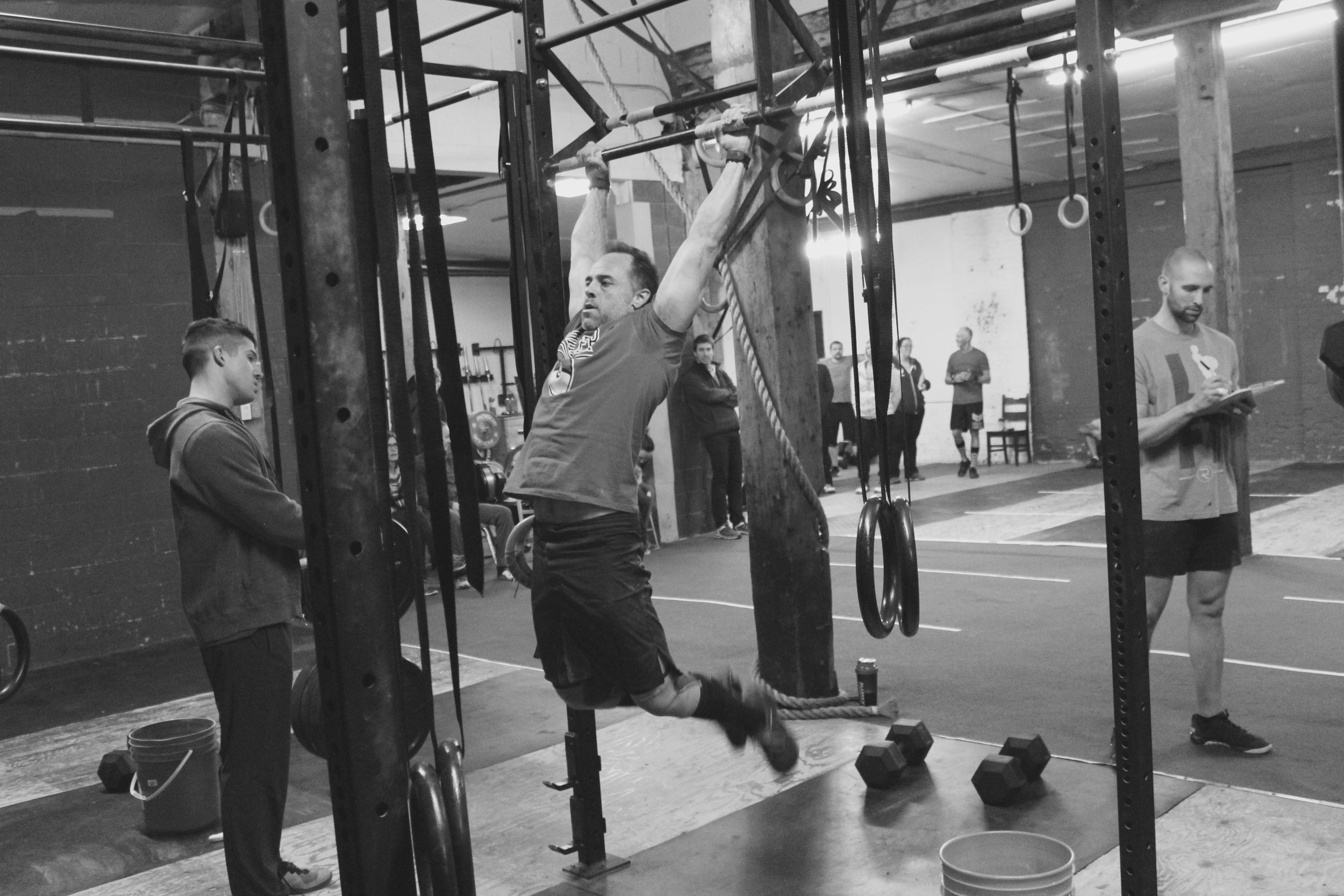 Coach  - TJ Hall  CrossFit Level 1 Trainer  CrossFit Kids Certification  Catalyst Weightlifting Certification