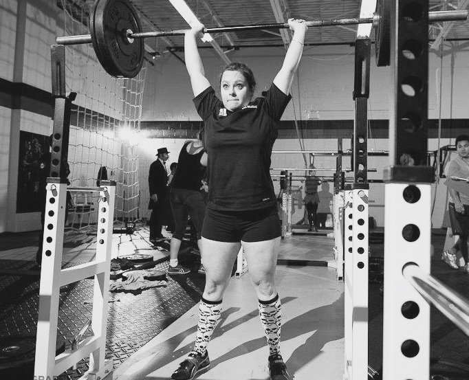 Coach  - Danielle Hall  CrossFit Level 2 Trainer