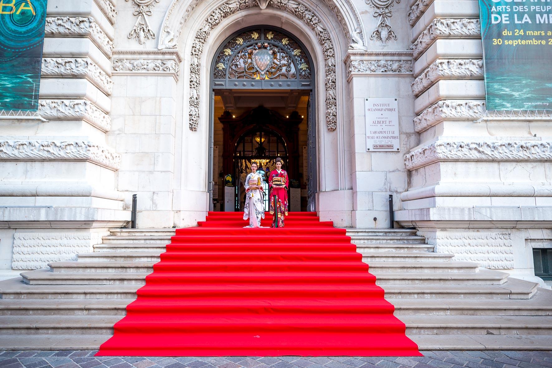 Gala de charité Monaco