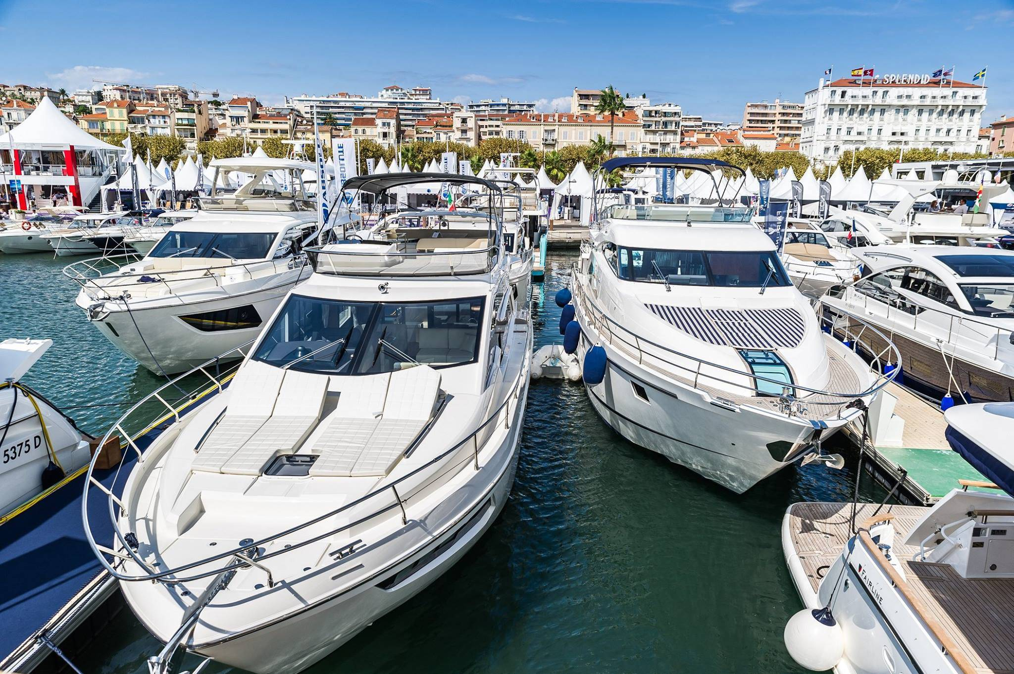 evenementiel yachting cannes