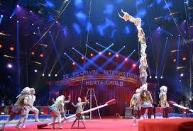 cirque monaco