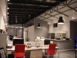 Poste de travail espace open space