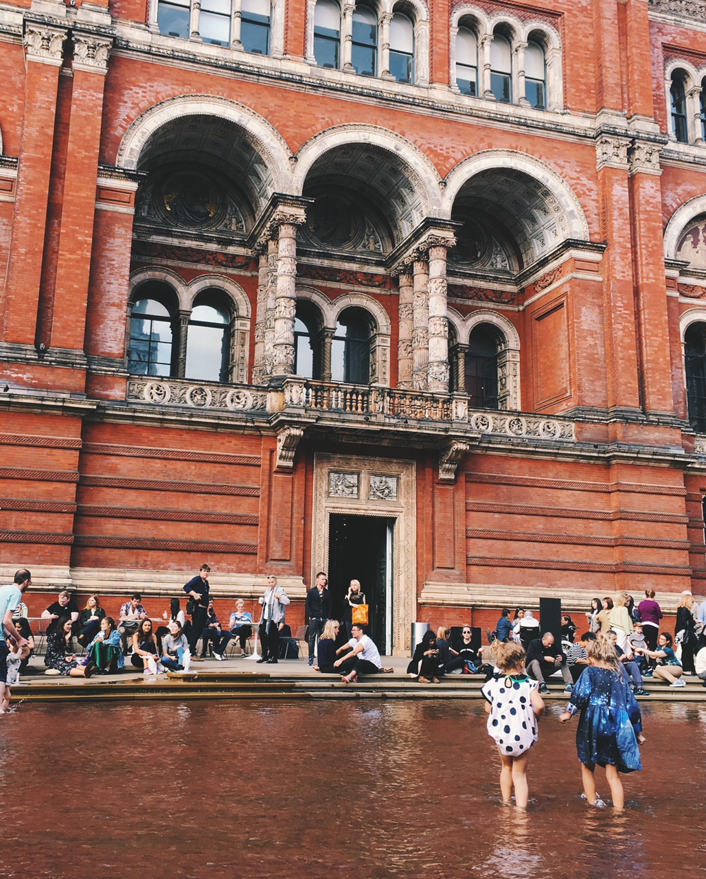 The museums - so many, and most of them free! The Victoria & Albert is especially wonderful with kids and not as crowded as the more obvious choices. -