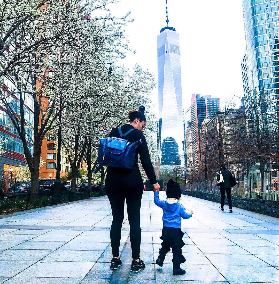Laura, joe + Baby E, 2.5 - New York City, New York@itslauranava