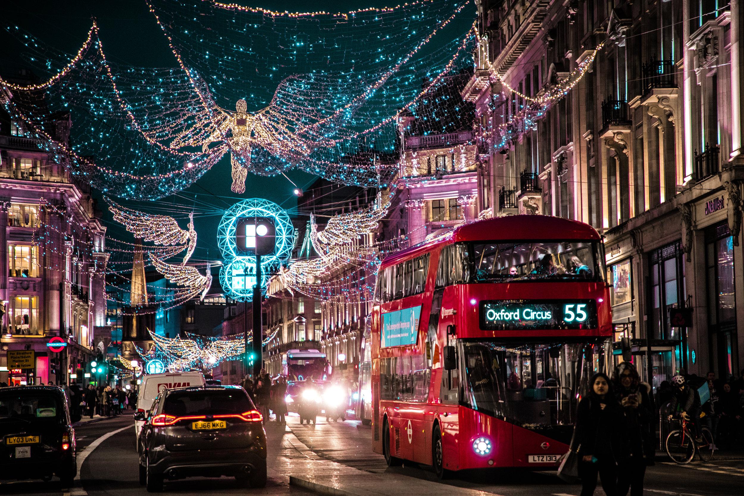 LONDON (again) -