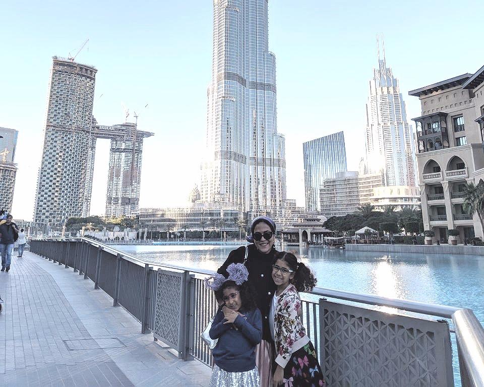 Yasmin & Her Lady Crew - Dubai