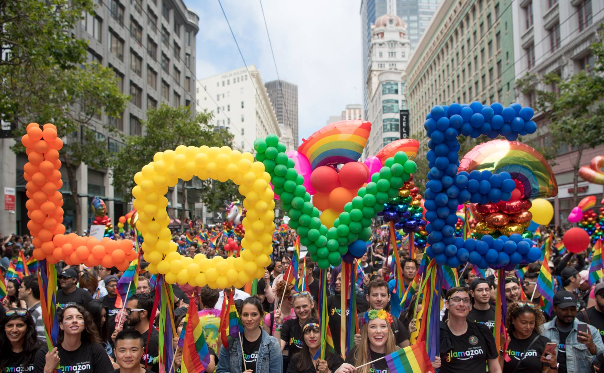 san francisco gay pride parade