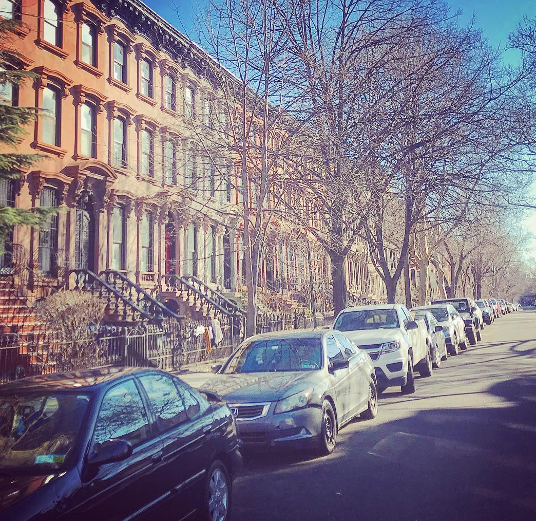 If Jay-Z lived here than yeah, it's cooler than where you live.