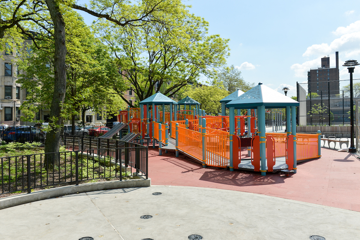 stroud playground brooklyn