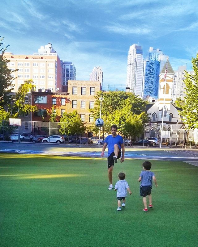 OK lets talk about some of the frustrations of city parenting. One things we hear from families who've decided to move away has to do with kid sports ⚽🥎🏀🏈🎾🏏⛸️⛳. ⠀⠀⠀⠀⠀⠀⠀⠀⠀ .⠀⠀⠀⠀⠀⠀⠀⠀⠀ We hear from a lot of former city families that the facilities, options and cost are friendlier outside urban landscapes and that eventually became a deal breaker.  What do you guys think? For families who have older kids is this true? Has anyone been contemplating moving away because of sports? What else is frustrating about life in the city? #iamcitykin ⠀⠀⠀⠀⠀⠀⠀⠀⠀ .⠀⠀⠀⠀⠀⠀⠀⠀⠀ .⠀⠀⠀⠀⠀⠀⠀⠀⠀ . ⠀⠀⠀⠀⠀⠀⠀⠀⠀ #cityparents #cityliving #cityfam #cityfamily #urbanparenting #citykin #citykids #citylife #sports #kidsports #urbansports #youthsports #cityathletics #globalparenting #globalcitizens #cities #urbanlife #citykin #soccer #soccerpitch #brooklyn #brooklynsports