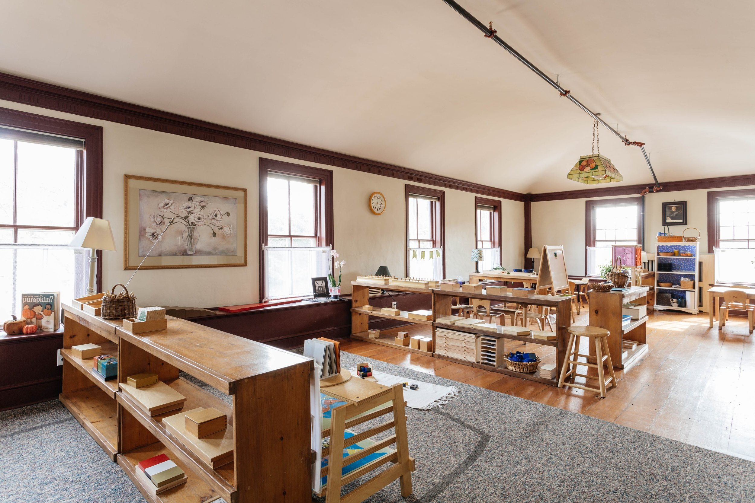 Montessori Schoolhouse   of Cheshire County   Learn More