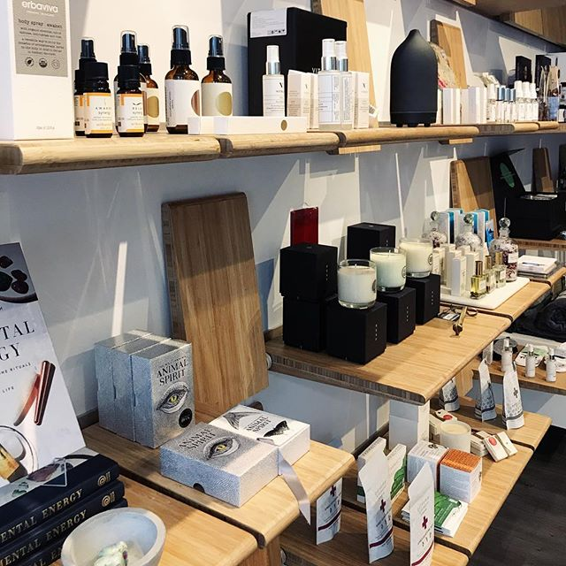 Looking for the perfect gift? Our shop has a carefully curated selection of items to nourish your body, mind, and spirit. Treat yourself 🛍