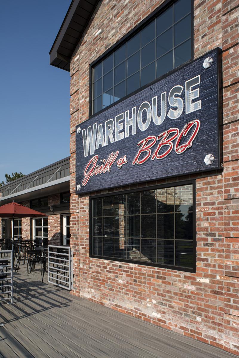 Warehouse BBQ
