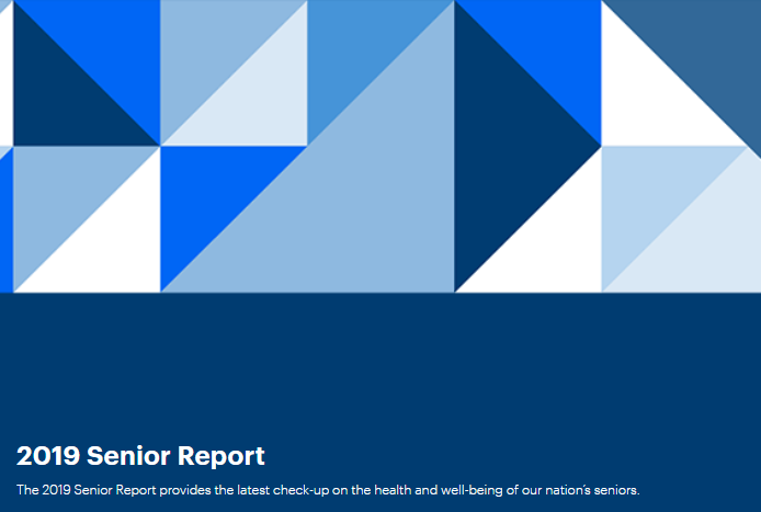 Senior Report - The America's Health Rankings® Senior Report recently completed its sixth year, in 2019, of presenting a comparative health report for the U.S. population aged 65 and older.2019 Copyright United Health Foundation