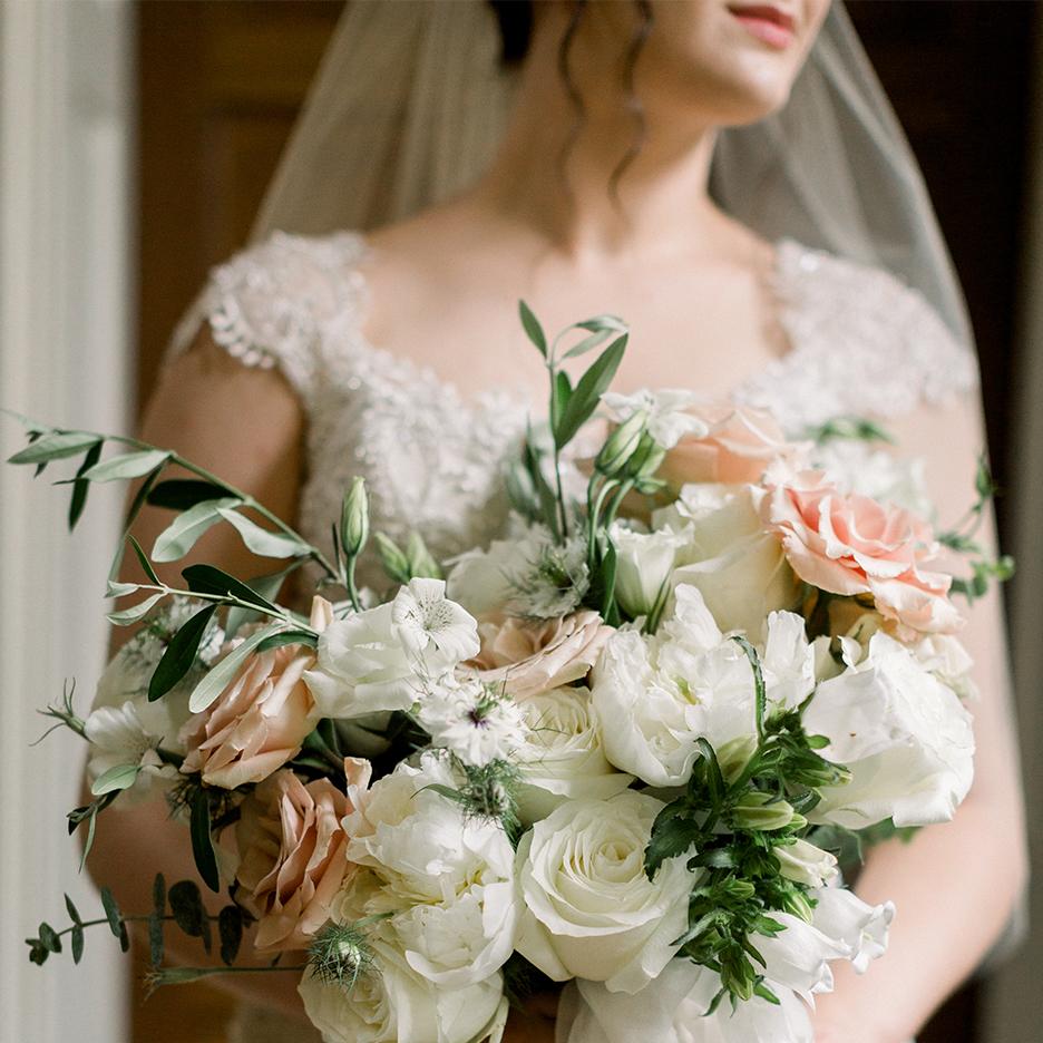 Harper's Bridal - Weeded House Huntsville, Alabama