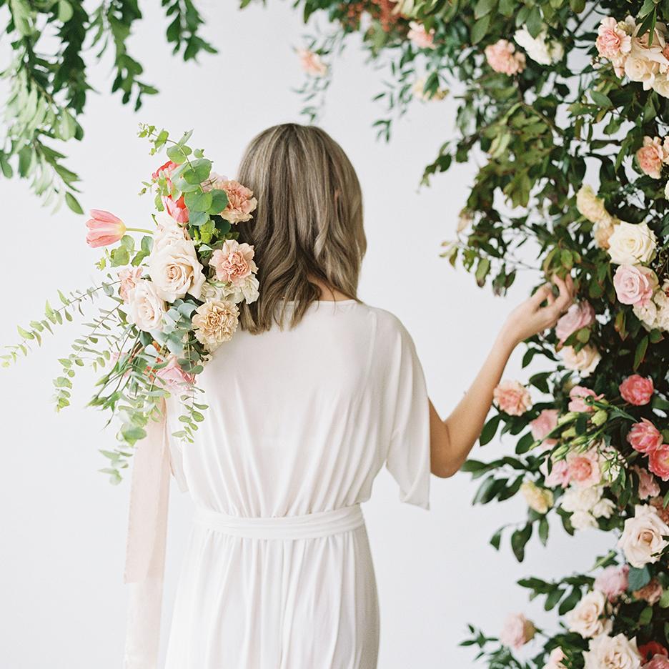 Studio Spring Pink - Florence, Alabama   Abraham Rowe Photography
