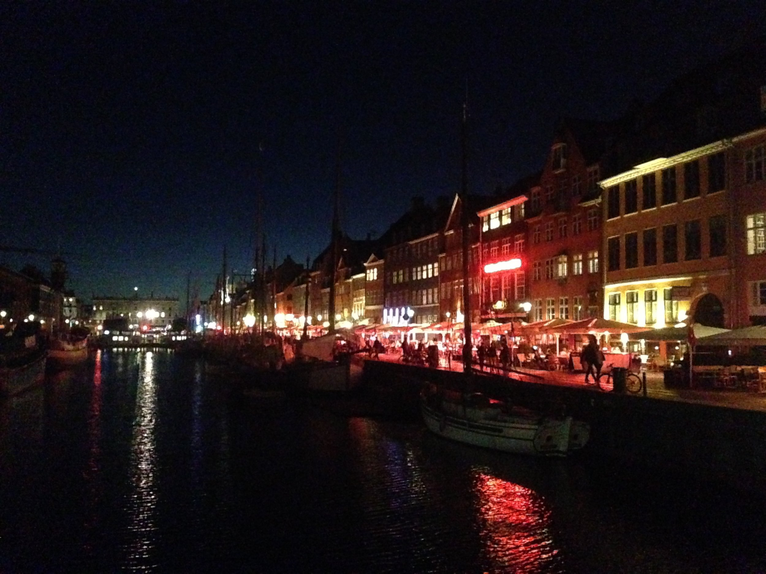CPH by Night